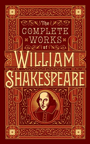 9781435154476: The Complete Works of William Shakespeare (Barnes & Noble Leatherbound)