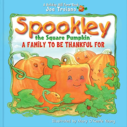 9781435155855: Spookley the Square Pumpkin, a Family to Be Thankful For