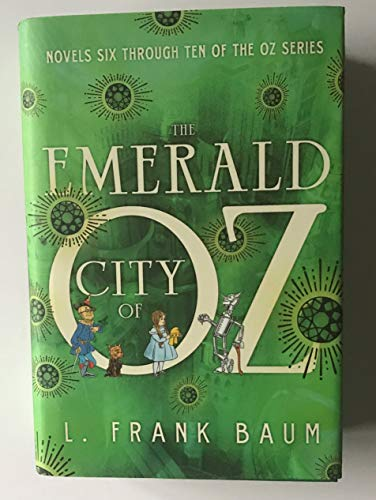 9781435156159: The Emerald City of Oz: Novels six through ten of the Oz Series (second printing, 2014)