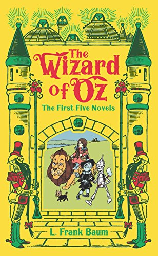 9781435156227: Wizard of Oz: The First Five Novels (Barnes & Noble Leatherbound Classic Collection)