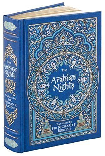 Opresor Erradicar tos  Arabian Nights (Omnibus Leatherbound Classics Edition) (Hardcover) by Sir Richard  F. Burton: New Hardcover (2016) New edition. | Grand Eagle Retail