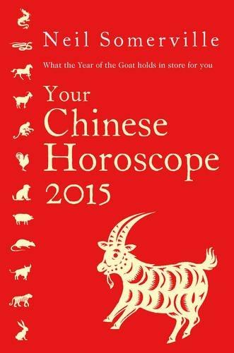 9781435156470: Your Chinese Horoscope 2015