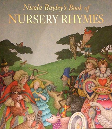 9781435157194: Nicola Bayley's Book of Nursery Rhymes