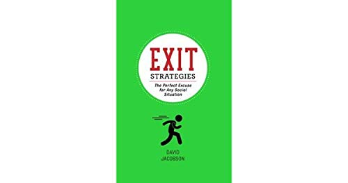 9781435157958: Exit Strategies: The Perfect Excuse for Any Social Situation