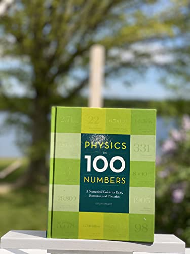 9781435158016: Physics in 100 Numbers