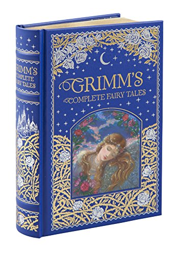 9781435158115: Grimm`S Complete Fairy Tales (Barnes & Noble Leatherbound Classic Collection)