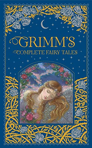 9781435158115: Grimm's Complete Fairy Tales (Barnes & Noble Omnibus Leatherbound Classics) (Barnes & Noble Leatherbound Classic Collection)