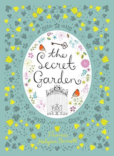 9781435158184: The Secret Garden (Barnes & Noble Children's Leatherbound Classics) (Barnes & Noble Leatherbound Children's Classics)