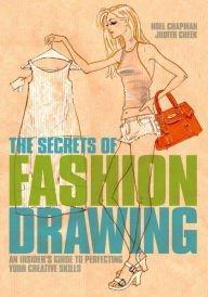 9781435158870: Secrets of Fashion Drawing