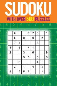 9781435158887: Sudoku: Over 500 Puzzles