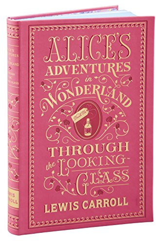 9781435159549: Alice's Adventures in Wonderland and Through the Looking-Glass: (Barnes & Noble Collectible Classics: Flexi Edition)