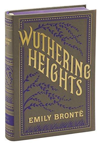 9781435159662: Wuthering Heights (Barnes & Noble Flexibound Classics) (Barnes & Noble Flexibound Editions)