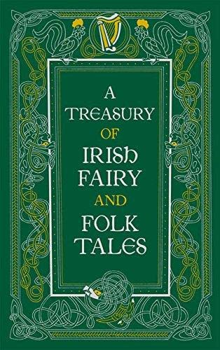 9781435161368: A Treasury of Irish Fairy and Folk Tales