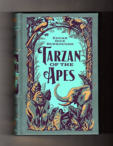 9781435161436: Tarzan of the Apes The First Three Novels, Barnes and Noble Collectible Editions - Bonded Leather