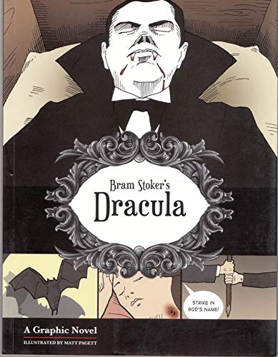 Dracula: A Graphic Novel: Stoker, Bram