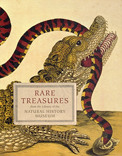9781435161832: Rare Treasures from the Library of the Natural History Museum (Box Set of Book and Frameable Prints)