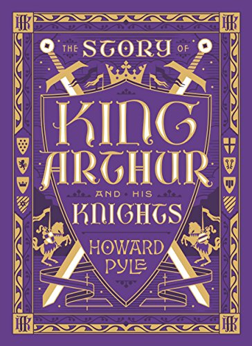 9781435162112: The Story Of King Arthur And His Knights (Barnes & Noble Leatherbound Children's Classics)