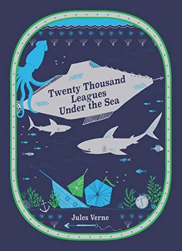 9781435162150: Twenty Thousand Leagues Under the Sea (Barnes & Noble Children's Leatherbound Classics) (Barnes & Noble Leatherbound Children's Classics)