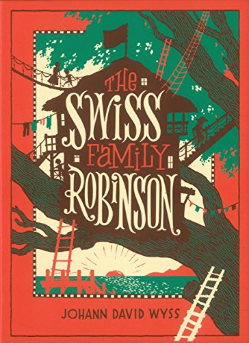 9781435162198: The Swiss Family Robinson (Barnes & Noble Children's Leatherbound Classics)