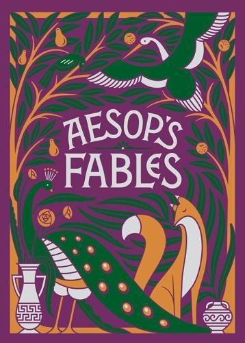 Aesop's Fables (Barnes & Noble Children's Leatherbound: Aesop, Arthur; Rackham,