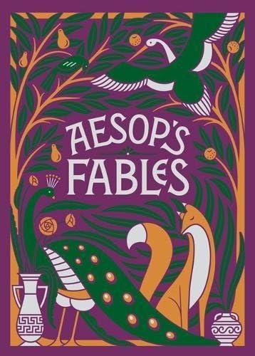 Aesop's Fables (Barnes & Noble Children's Leatherbound: Arthur Aesop