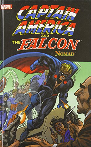 9781435201408: Captain America and the Falcon