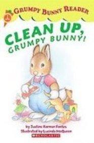 9781435201705: Clean Up, Grumpy Bunny! (Scholastic Readers)