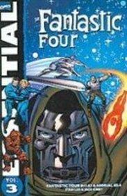 9781435202559: Essential the Fantastic Four 3