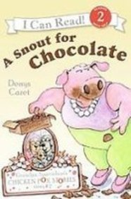 9781435203211: A Snout for Chocolate (I Can Read. Level 2 : Grandpa Spanielson's Chicken Pox Stories, Story #2)