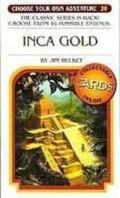 9781435203730: Inca Gold (Choose Your Own Adventure)