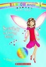 Scarlett the Garnet Fairy (Rainbow Magic): Daisy Meadows