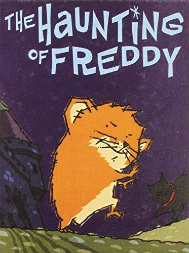9781435207615: The Haunting of Freddy (Golden Hamster Daga)