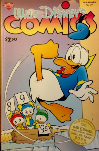 Walt Disney's Comics and Stories 677 (143520882X) by Horn, William Van; McGreal, Pat; McGreal, Carol; Markstein, Donald D.; Osborne, Ted