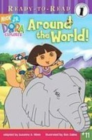 9781435209640: Around the World! (Dora the Explorer: Ready-to-Read)