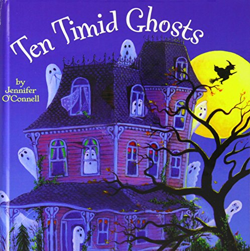 9781435209848: Ten Timid Ghosts (Read With Me Paperbacks)