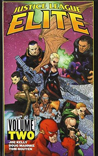 9781435210325: Justice League Elite (Jla (Justice League of America))