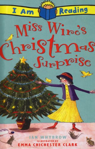 9781435210424: Miss Wire's Christmas Surprise (I Am Reading)