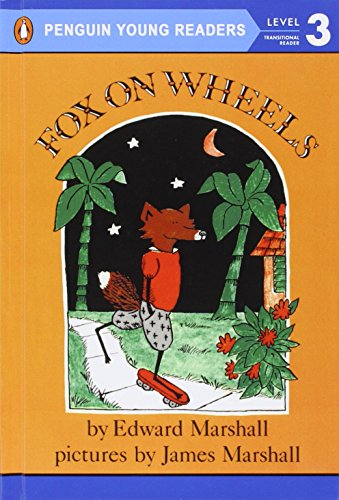 9781435210745: Fox on Wheels (Puffin Easy-to-Read, Level 3)