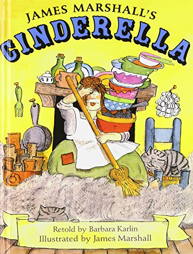 9781435210813: James Marshall's Cinderella (Picture Puffins)