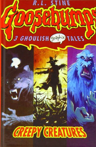 Creepy Creatures (Goosebumps Graphix): R. L. Stine