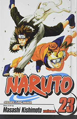 Naruto, Vol. 23: Predicament (1435214927) by Masashi Kishimoto