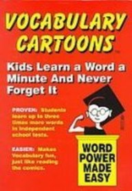 9781435218031: Vocabulary Cartoons: Building an Educated Vocabulary With Visual Mnemonics