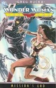 Wonder Woman: Mission's End (1435218132) by Greg Rucka