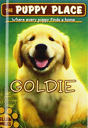 Goldie (Puppy Place): Ellen Miles