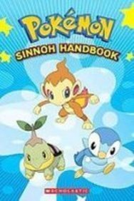 Sinnoh Handbook (Pokémon) (9781435218420) by Tracy West; Katherine Noll