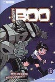 Agent Boo 3: The Heart of Iron (Agent Boo (Graphic Novels)): Campi, Alex de, Fuijkschot, Edo
