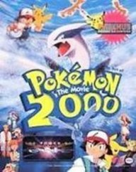 The Art of Pokemon the Movie 2000 (1435220641) by Roman, Annette; Shudo, Takeshi