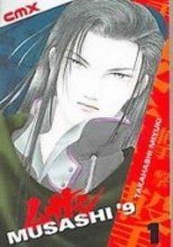 Musashi #9 1 (Mushashi #9): Takahashi Miyuki, Tony Ogasawara