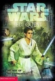 9781435222199: Star Wars Jedi Quest: The Way of the Apprentice