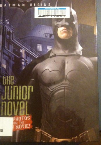 9781435223035: Batman: The Junior Novel (Batman Begins)